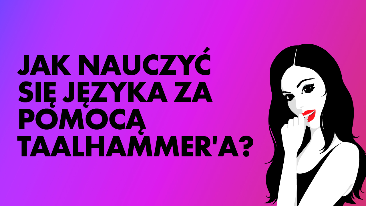 Jak nauczyć się języka za pomocą Taalhammer'a?