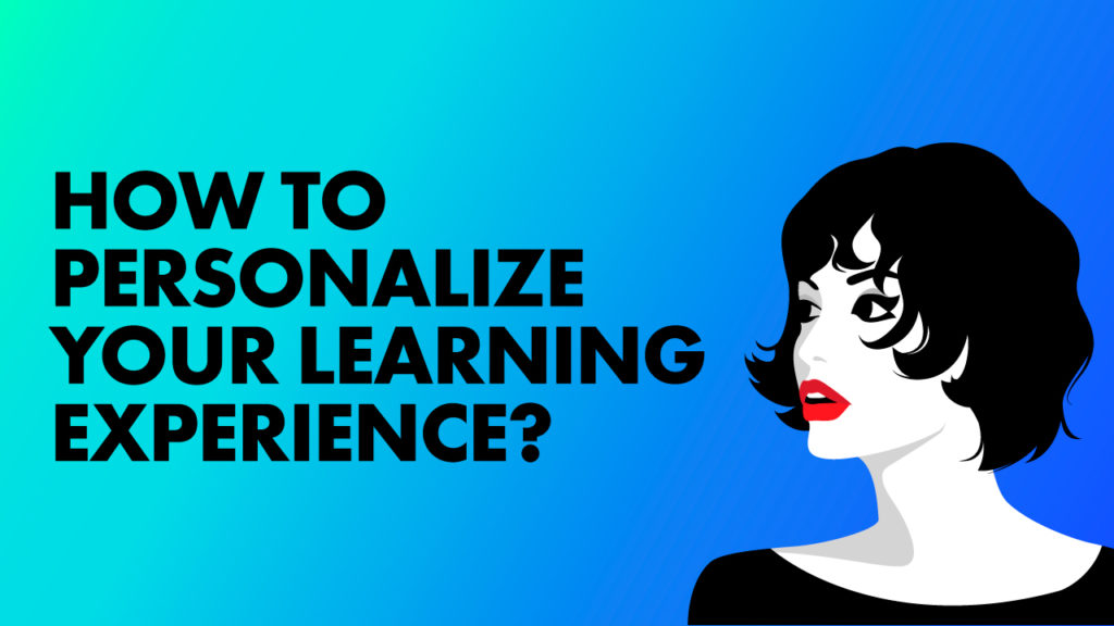 how to personalise online language learning